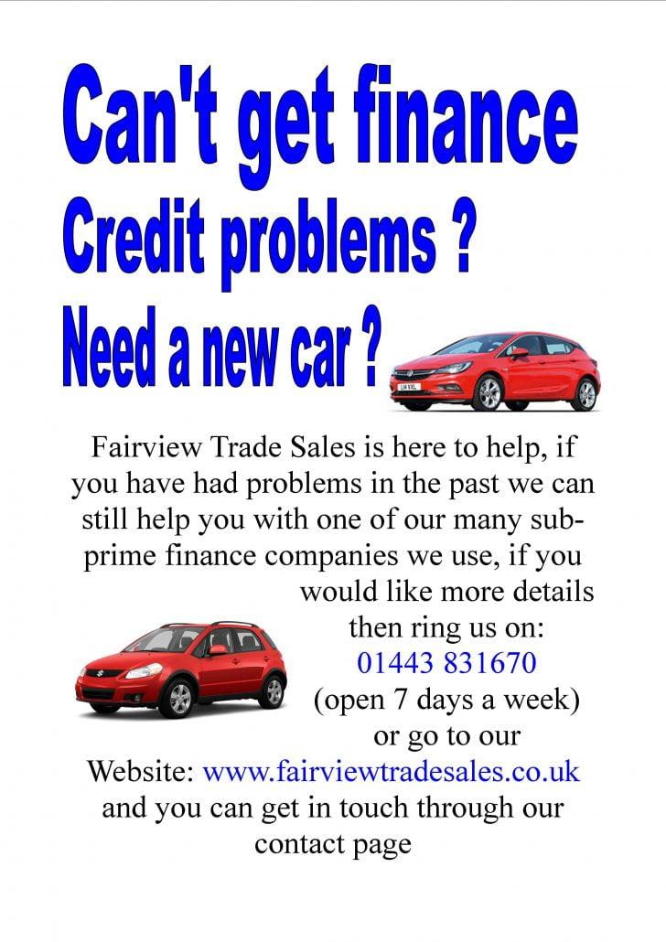 new car ad